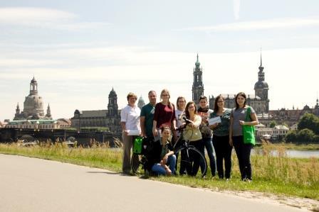 Das Team von AugustusTour aktiv reisen