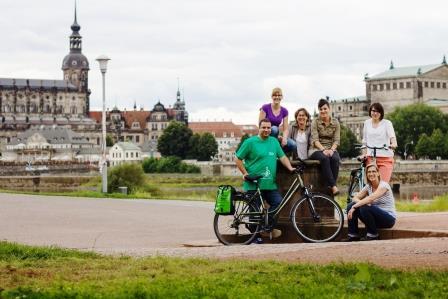 Das Team von AugustusTours aktiv reisen
