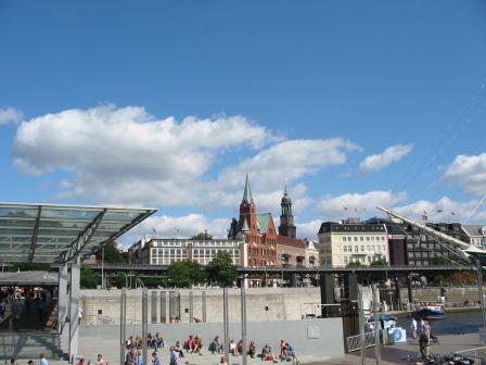 Die Innenstadt von Hamburg (C) AugustusTours
