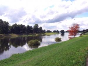 Landschaft am Elberadweg kurz vor Wittenberge (c) AugustusTours