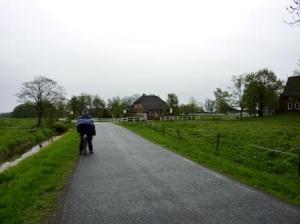 Fahrradfahrer am nördlichen Elberadweg (C) AugustusTours