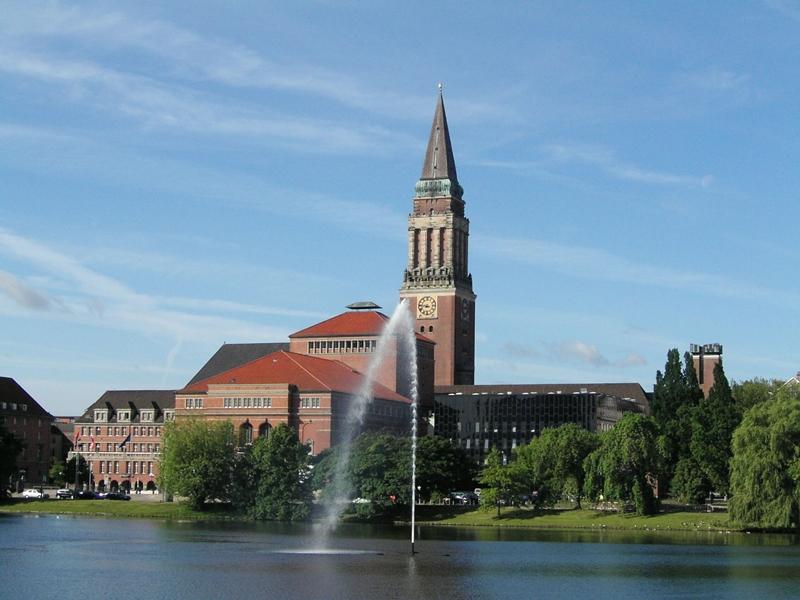Kieler Rathaus © Landeshauptstadt Kiel - Sabine Strachalla