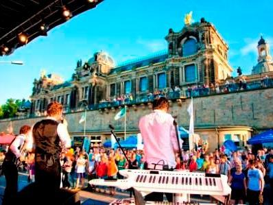 Dresdner Stadtfest (C) Sylvio Dittrich - DMG