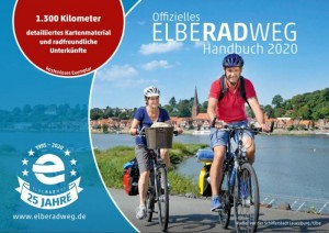 Offizielles Handbuch zum Elberadweg (c) elberadweg.de