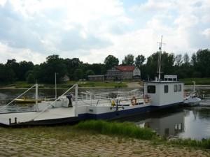 Fähre in Coswig (Anhalt) (c) Stadt Coswig