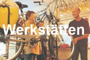 Fahrradwerkstätten am Elberadweg - Pannenhilfe leicht gemacht