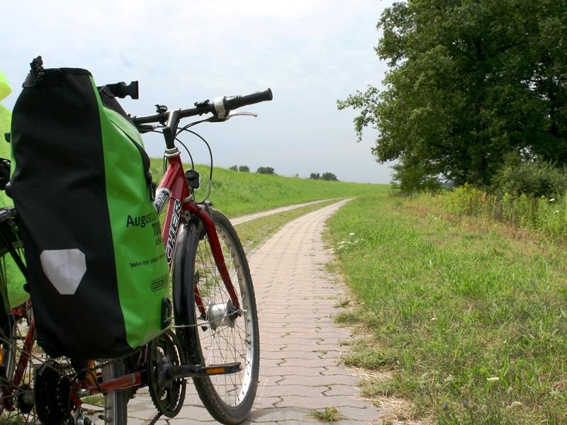 Fahrrad am Ochsenradweg (c) AugustusTours