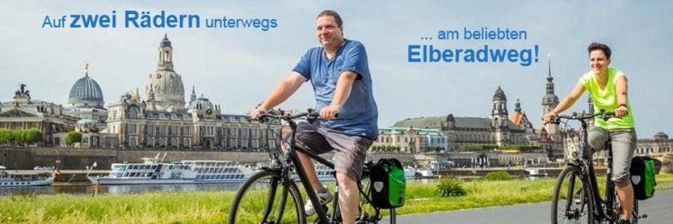 Willkommen auf elberadweg.com - Reisewissen und Informationsseite zum Elberadweg!