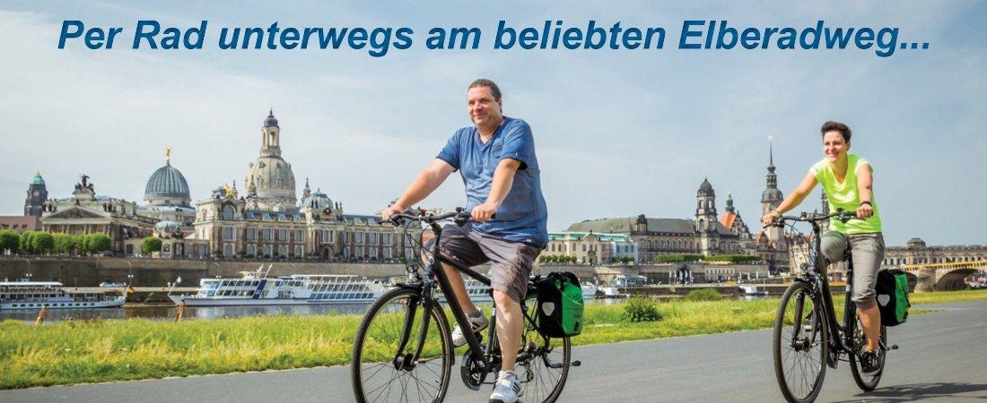 Willkommen am Elberadweg (c) Robert Michalk Photography