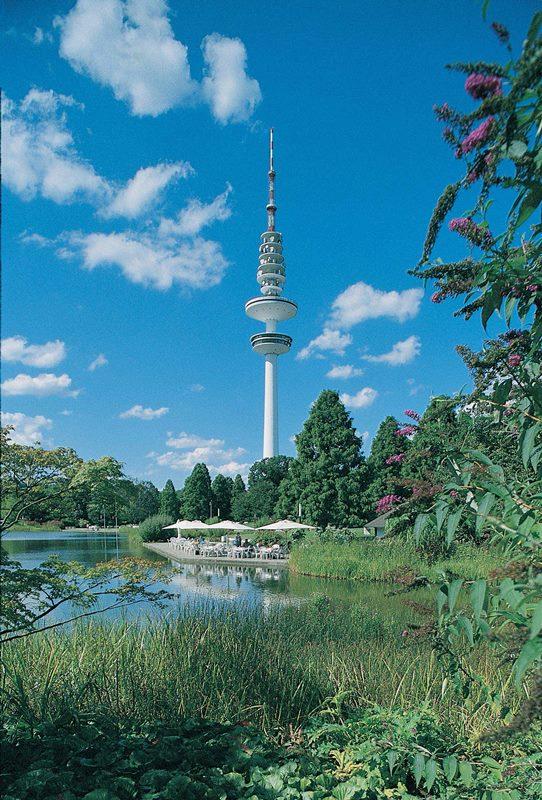 Park Planten un Blomen in Hamburg (c) TZH