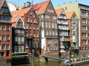Jungfernfleet in Hamburg (C) AugustusTours