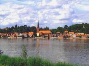 Blick auf Lauenburg © AugustusTours