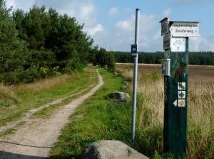 Mulderadweg am Muldenstausee (c) AugustusTours