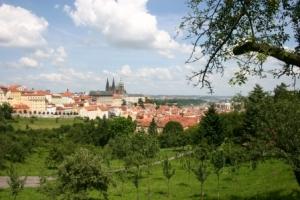 Blick auf die Altstadt von Prag (c) AugustusTours