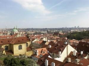 Blick auf Prag (c) AugustusTours