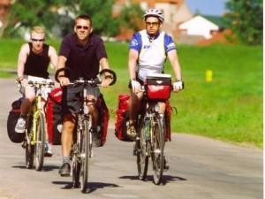 Radfahrer in der Altmark (c) Altmarktourismus