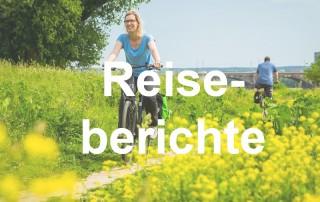 Reiseberichte von Touren am Elberadweg
