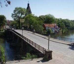 Saalebrücke in Merseburg (C) AugustusTours