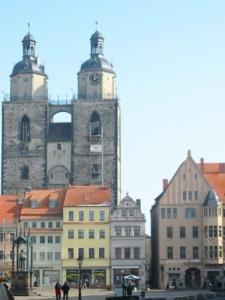 Stadtkirche St. Marien in Lutherstadt Wittenberg (c) AugustusTours