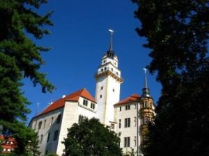 Schloss Hartenfels in Torgau am Elberadweg (c) AugustusTours