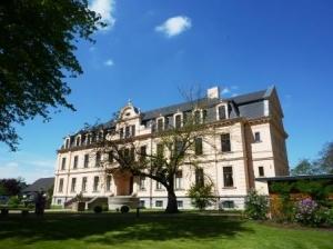 Schloss in Ribbeck am Havelradweg (c) AugustusTours