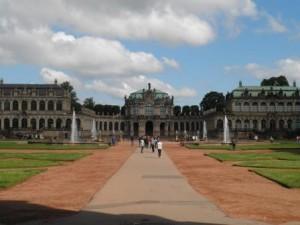 Der Zwinger in Dresden (c) AugustusTours